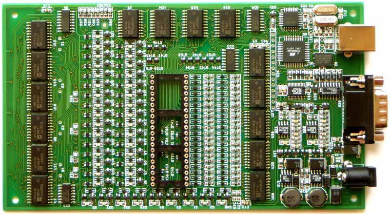 Плата программатора V5.7T USB